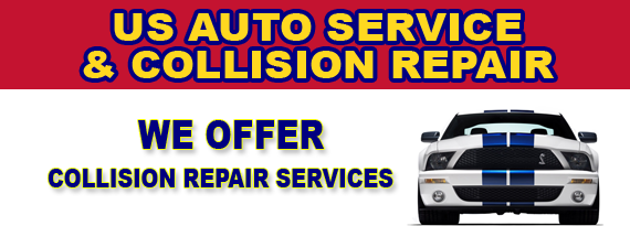 We offer Collision Repair Services